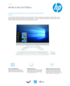 HP All-in-One 24-f1003ur