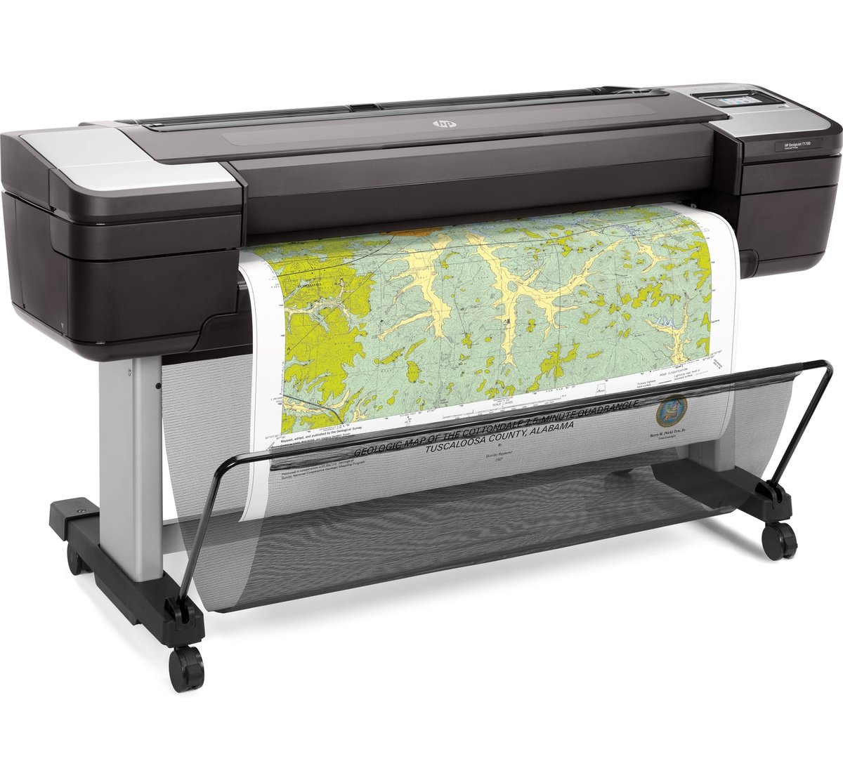 "HP Designjet T1700 44"" PS"