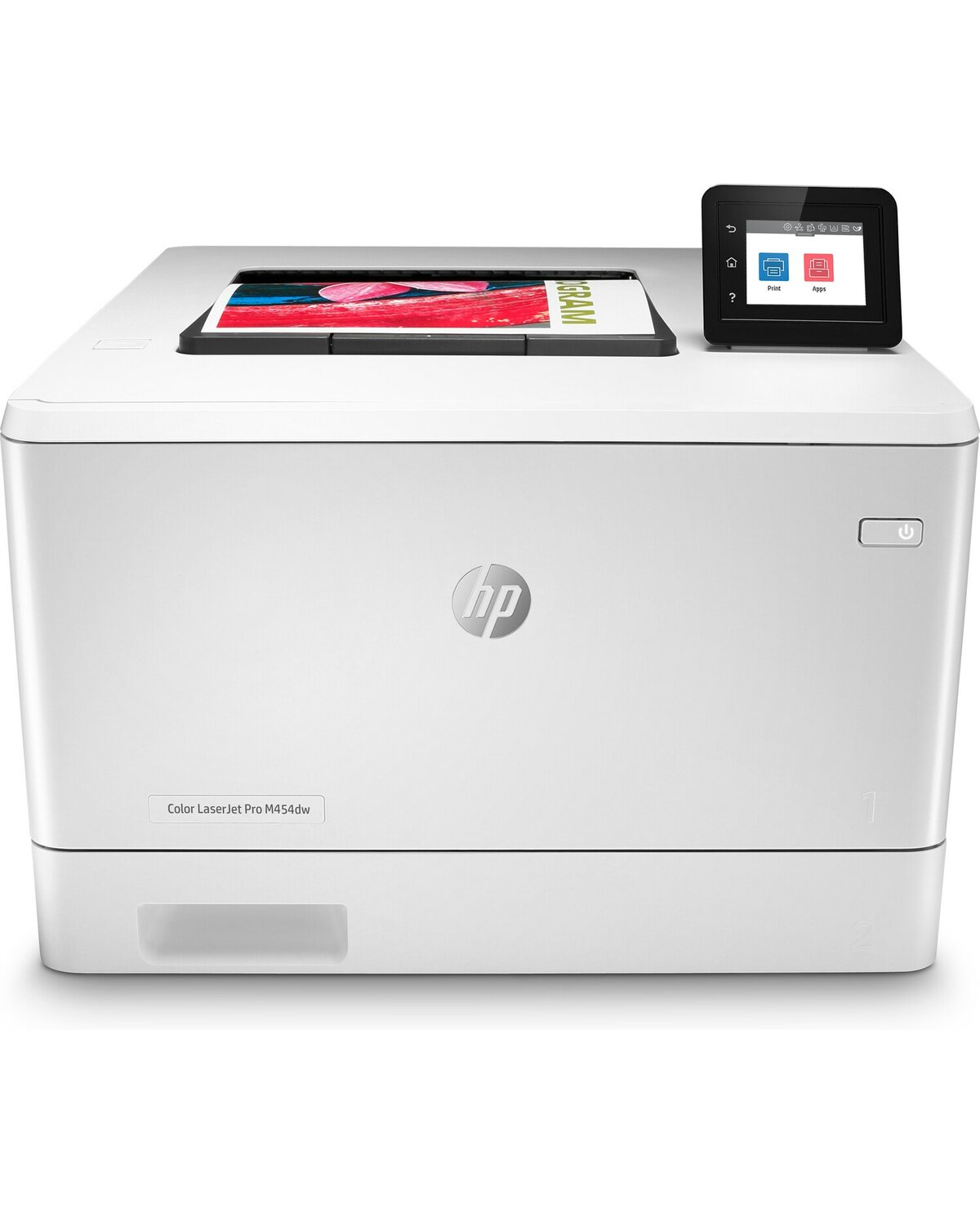 HP Color LaserJet Pro M454dw Printer
