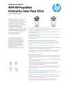 МФУ HP PageWide Enterprise Color Flow 785zs