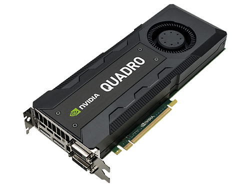 Graphics Card NVIDIA Quadro K5200, 8GB