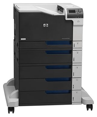 HP LaserJet Enterprise Color CP5525xh