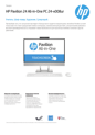 HP Pavilion All-in-One - 24-x008ur