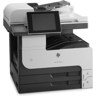 HP Care Pack - DMR, для МФУ HP LaserJet M725 на 36 месяцев