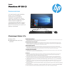 HP 200 G3 All-in-One PC