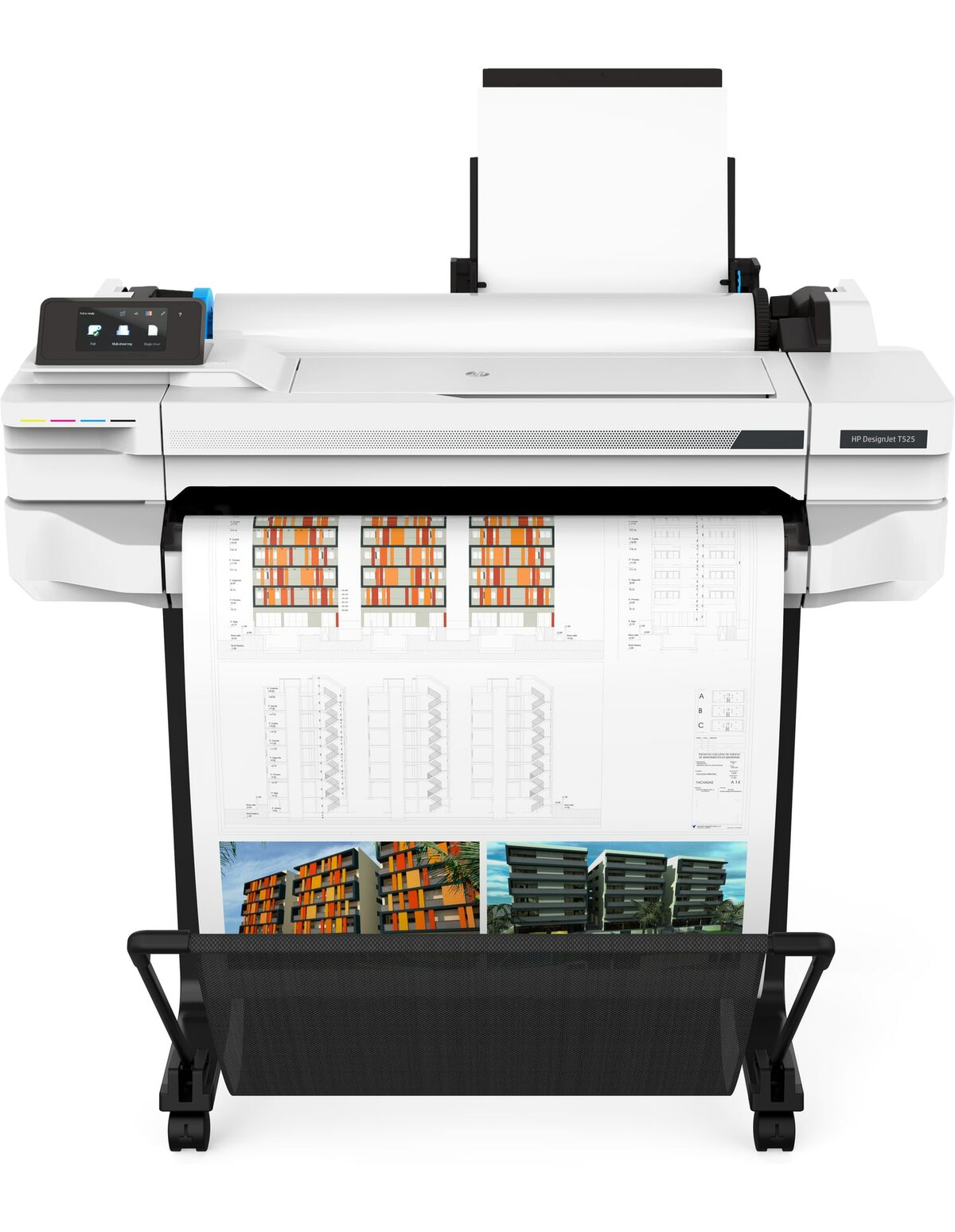 HP DesignJet T525 24-in