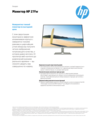 HP 27fw 27-inch Display