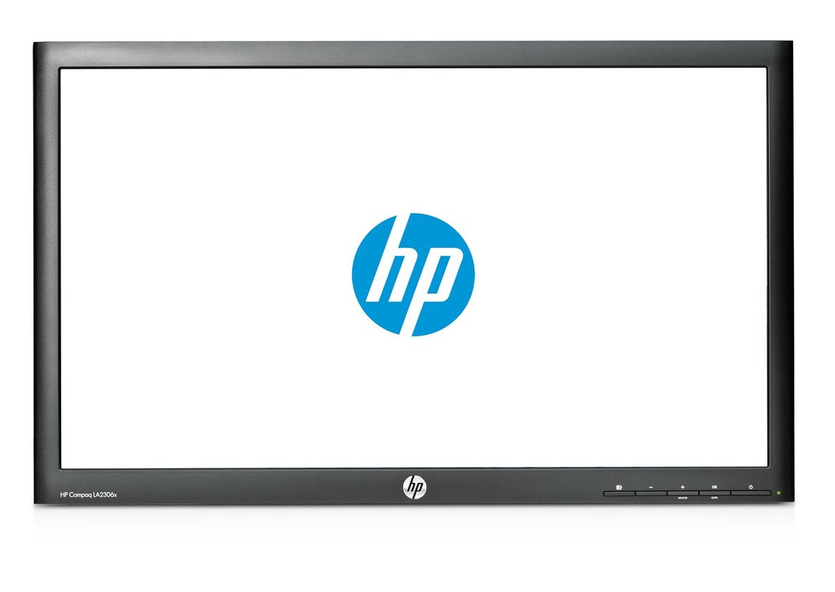"HP TFT LA2306x 23"" WLED LCD Monitor(250cd/m,1000:1,5ms,170°/160°,VGA,DVI-D,DisplayPort,HDCP support, USB hub,1920x1080,LED backlight,port.orientation)"