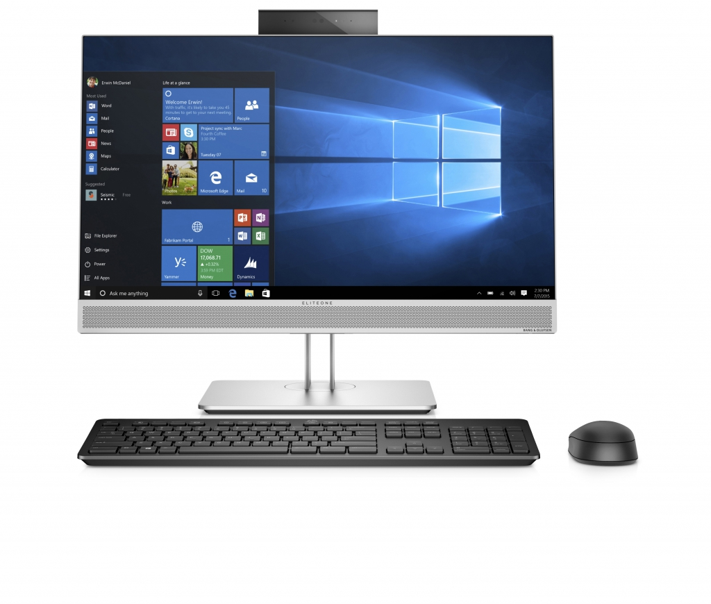 HP EliteOne 800 G3 All-in-One 23,8
