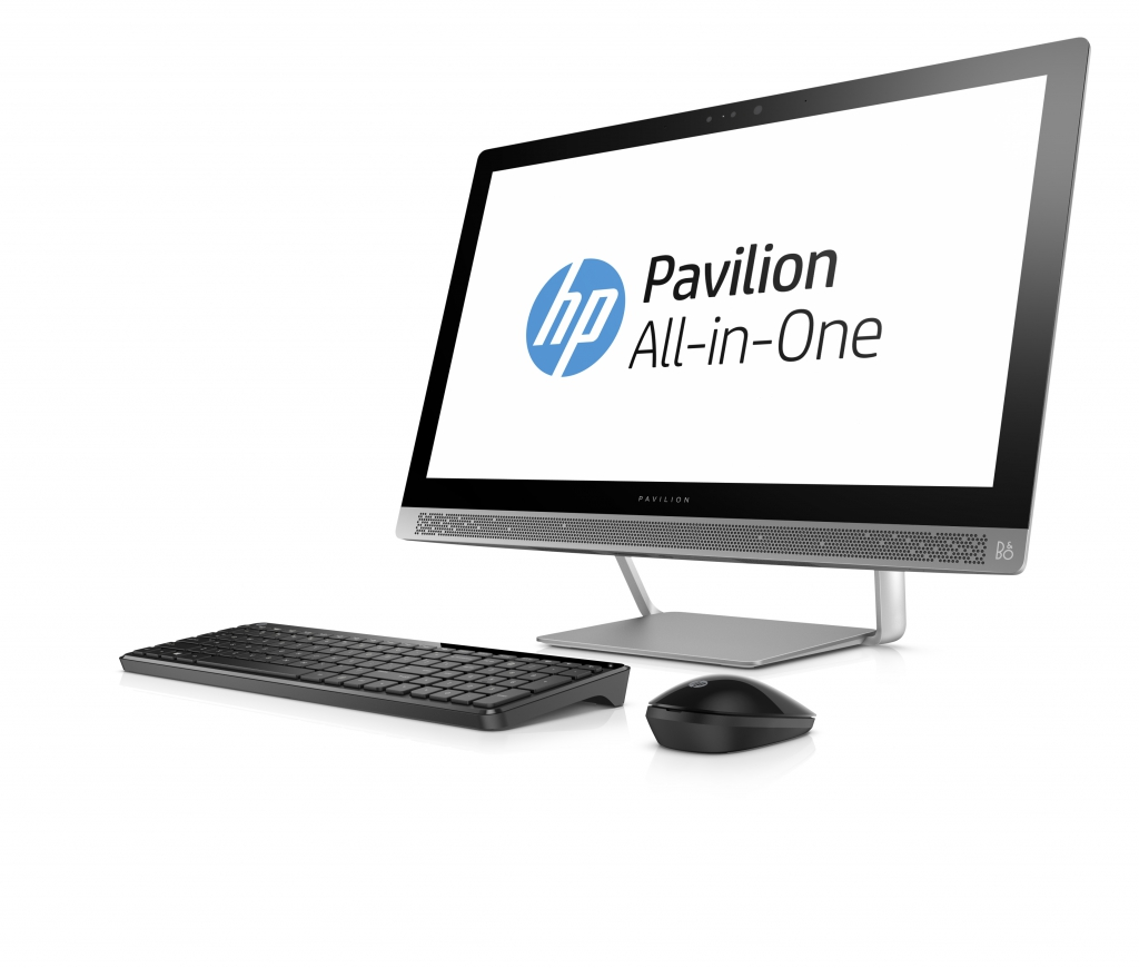 HP Pavilion All-in-One - 24-b253ur (1AW55EA)