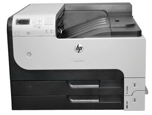 Обзор HP LaserJet Enterprise 700 M712dn