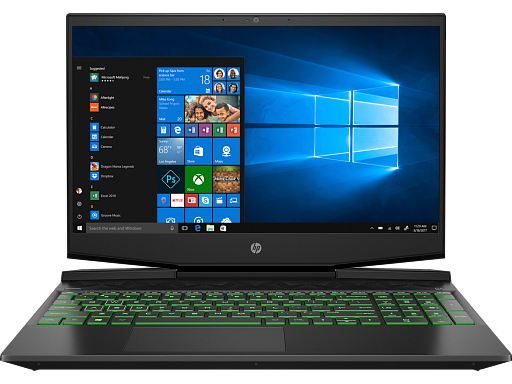 HP Pavilion Gaming 17-cd0005ur