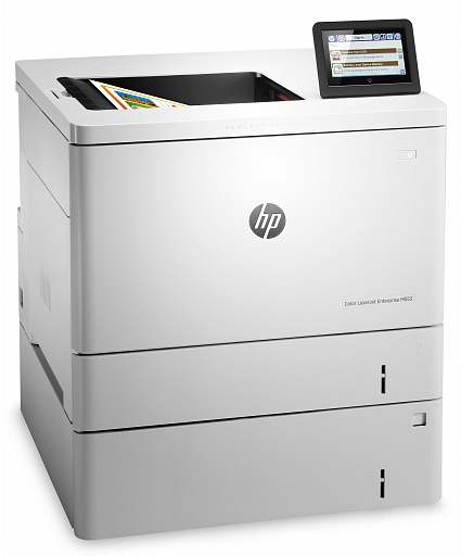 HP LaserJet Enterprise 500 Color M553x