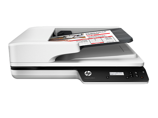 HP Scanjet Pro 3500 f1 Flatbed Scanner