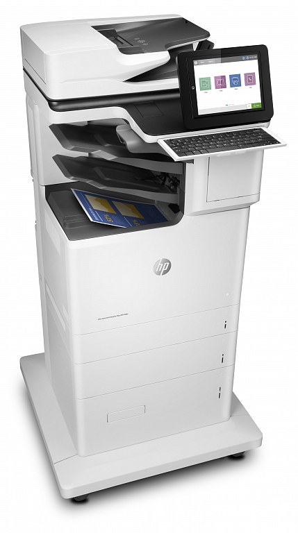 HP Color LaserJet Enterprise Flow M682z