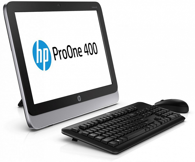HP ProOne 400 All-in-One