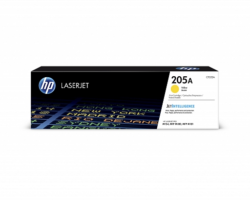 HP 205A yellow (CF532A)