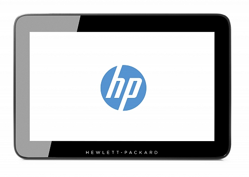 HP Retail Integrated 7-inch CFD Display