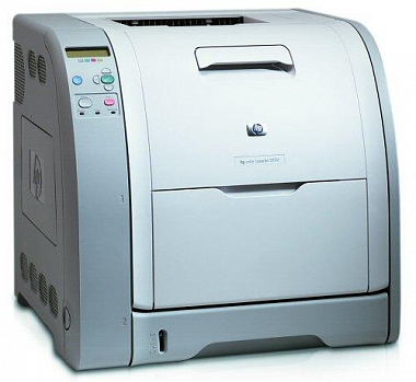 HP LaserJet Color 3500