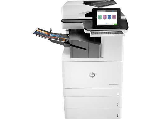 HP Color LaserJet Ent Flow MFP M776zs