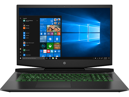 HP Pavilion Gaming 17-cd0002ur