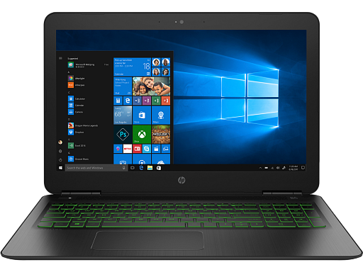 HP Pavilion Gaming 15-dp0007ur