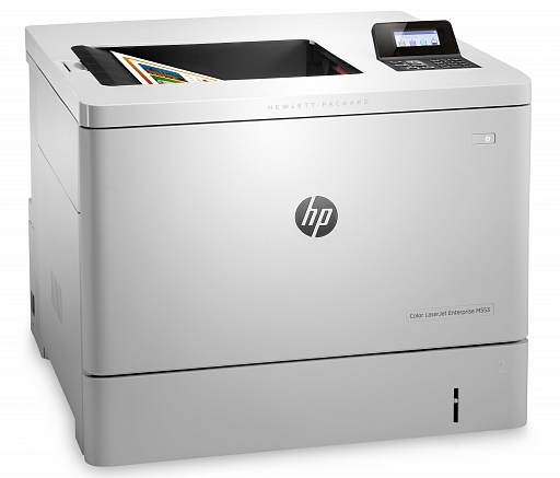 HP LaserJet Enterprise 500 Color M553dn