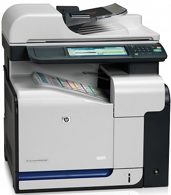 HP LaserJet Color MFP CM3530