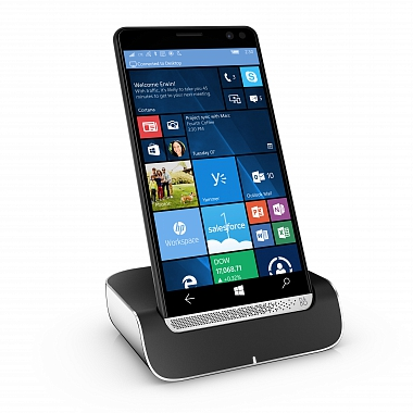 HP Elite x3+Desk Dock