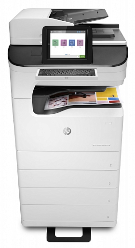 HP PageWide Enterprise Color MFP 785zs