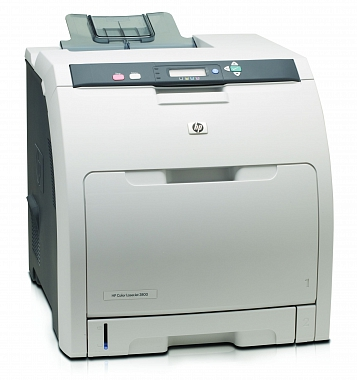 HP LaserJet Color 3800