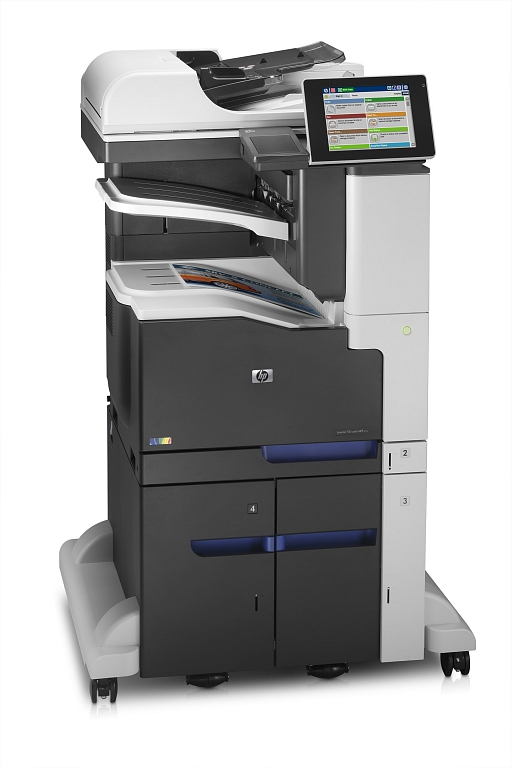 HP LaserJet 700 Color MFP M775z+