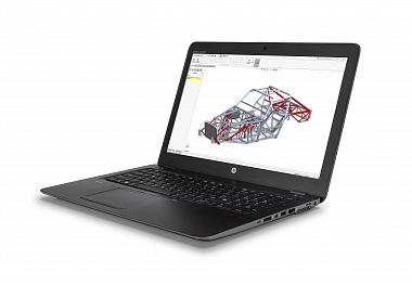 HP ZBook Studio 15 G4