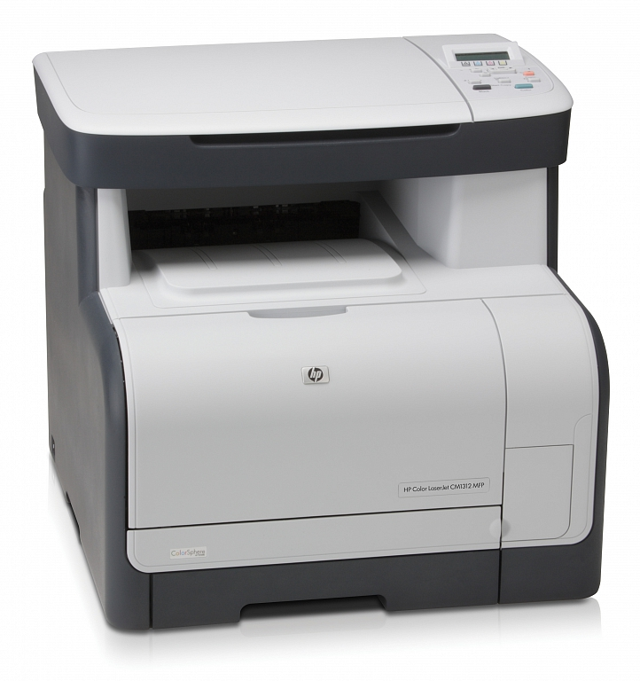 HP LaserJet Color MFP CM1312