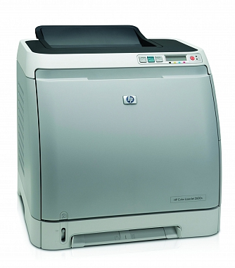 HP LaserJet Color 2600