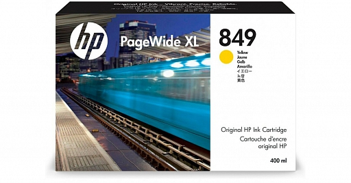 HP 849 Yellow for PageWide XL 3900