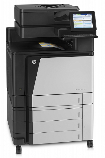 HP Color LaserJet Flow MFP M880z