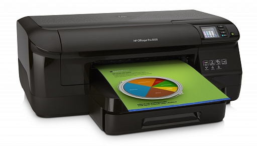 HP Officejet Pro 8100 Printer N811a