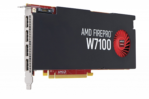 Graphics Card AMD FirePro W7100, 8GB