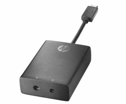 Адаптер HP USB-C to 3.0mm and 4.5mm